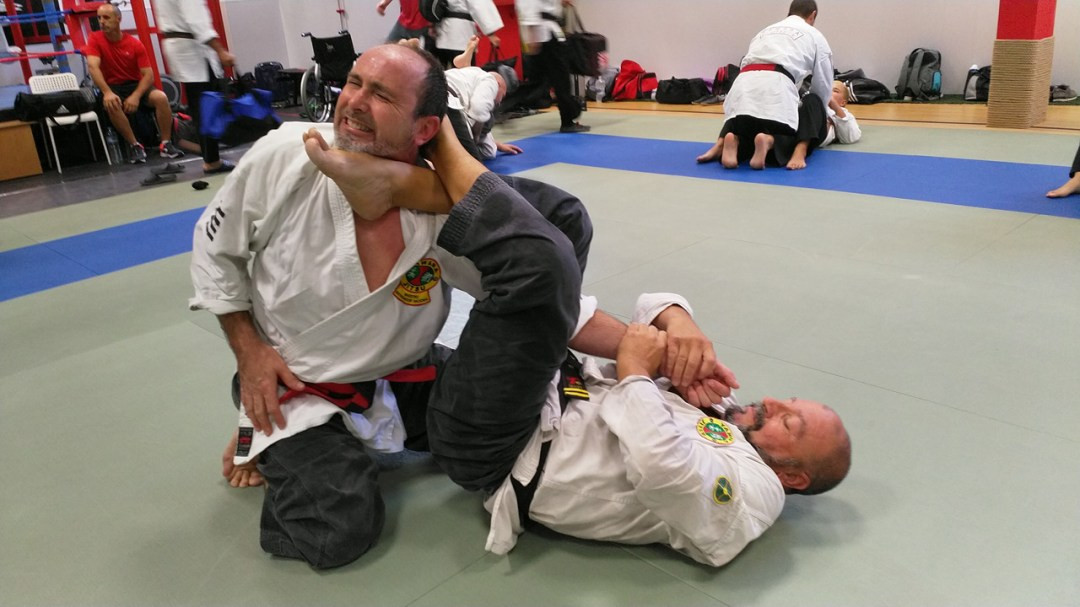 Yawara-Jitsu (Curso de enseñanza superior - 2018)