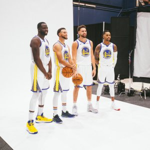 Warriors Media Day