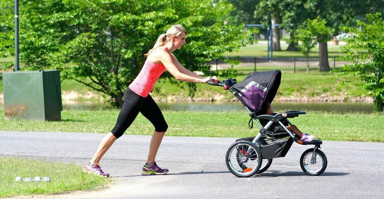 Mothers With Strollers Self Defense