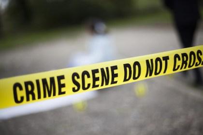Crime Scene Tape Police