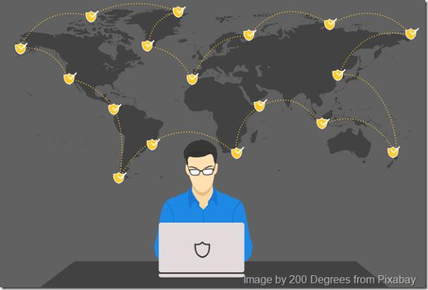Qu'est-ce qu'un VPN - A quoi sert un VPN - Changer adresse sortie - VPN