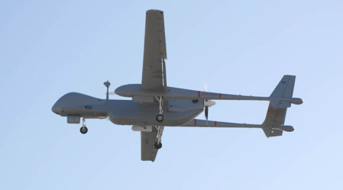 India has cleared the purchase of 10 Heron TP drones from Israel.