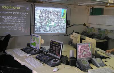 Zayad mobile command center