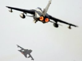 Tornado IDS, Ovda, ITAF