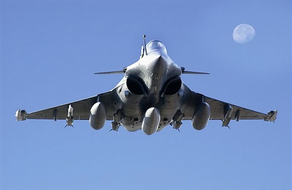 Rafale wins Indian MMRCA program
