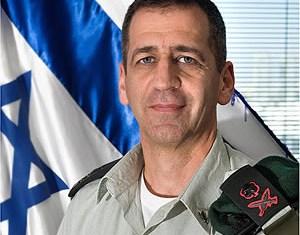 Maj. general Aviv Kochavi
