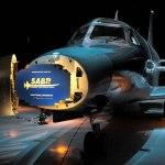 SABR radar on catbird.