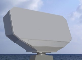 The EL/M-2258 ALPHA radar from IAI Elta