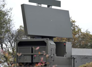 GROUND Master 400 is part of ThalesRaytheonSystems's fully digital 3D air defense radar family.