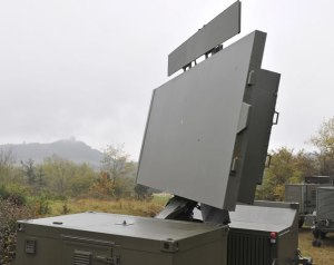 The French Air Force will position a new Ground Master 406 radar base and provide on-site support at Nice Mont-Agel airbase overlooking Monte Carlo. Photo: Thales
