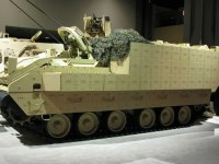 BAE Systems is proposing a turretless configuration of the Bradley for the AMPV program.