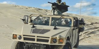 AM General is offering a beefed-up variant of the HMMWV, optimized for Special Operations.