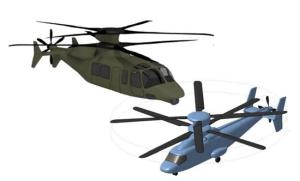 Two different designs previously discussed by Boeing and Sikorsky had striking similarity which could come to effect in their teaming for the JMR Phase 1 program.