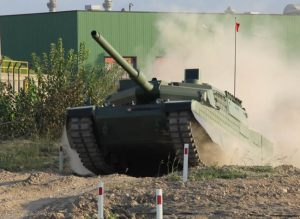 Turkish new main battle tank Altai is expected to enter production in 2015
