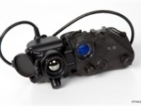 Lucie night vision viewing and information display system
