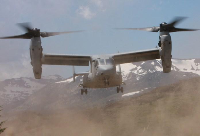 Israel cancels planned procurement of V-22 Tilt-Rotor aircraft