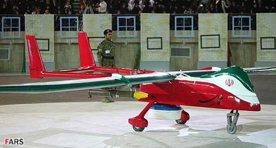 The Hamaseh drone unveiled last week is one of Iran's new generation of drones, based on designs that follow proven western UAVs. Hamaseh clearly resembles the Israeli Heron.