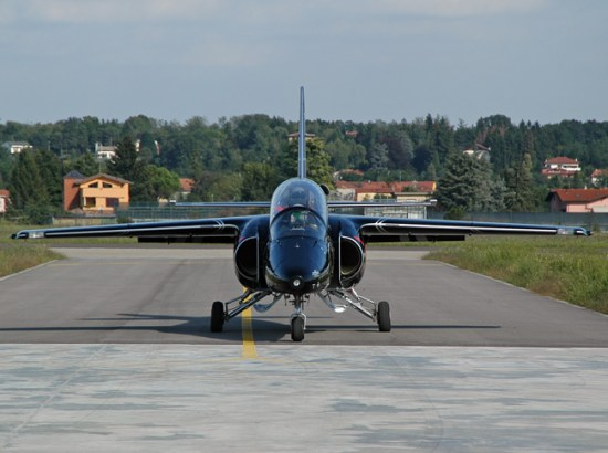 Alenia Aermacchi M345 Basic-Advanced Trainer. Photo: Alenia Aermacchi