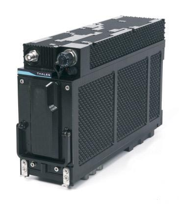TMA-6000 wideband datalink. Photo: Thales