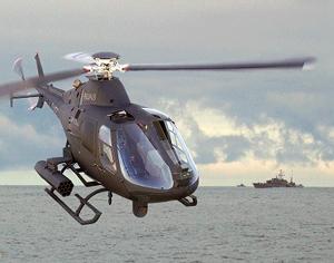 SW-4 SOLO Rotary UAS is derived from PZL-Świdnik SW-4 light utility helicopter. Photo: PZL-Świdnik.