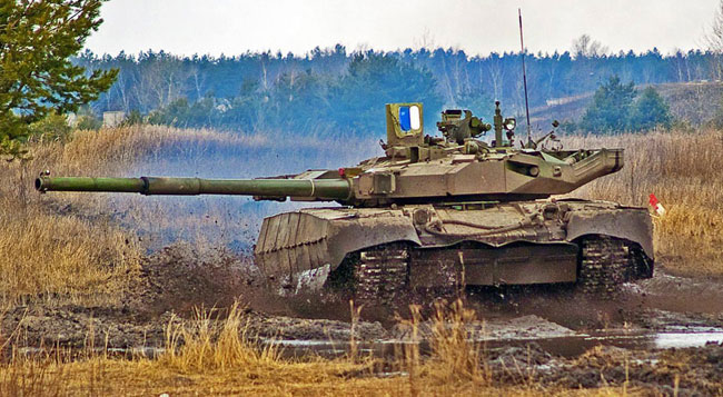 The first shipment of Oplot M main battle tank from the Ukraine will soon be delivered to Thailand.