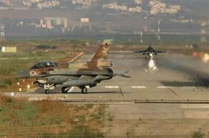 Last week Israel deployed 32 F-16 and F-15s to Cyprus for a joint exercise.