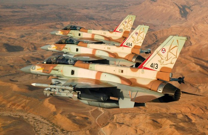 The strike capacity of the IAF has increased while reducing the number of its strike-fighter jets.
