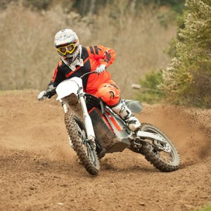 DARPA has funded a $100,000 study to enhance the Redshift MX high performance off-road motorcycle into a military-optimized hybrid-electric powered dirt bike.