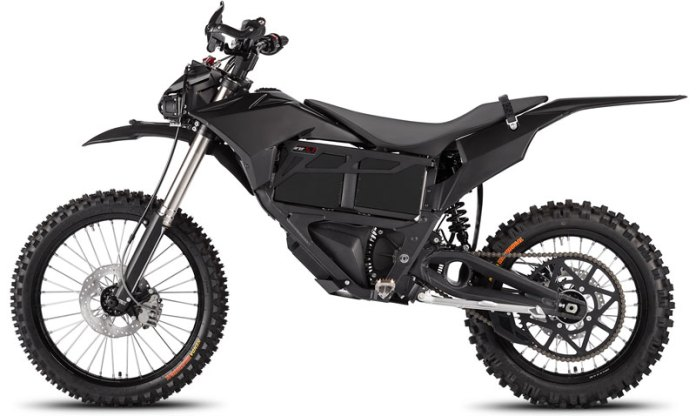 These Stealthy Bikes Are Made For Special Ops Defense