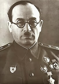 Russian Army Lt. General Pavel Rotmistrov