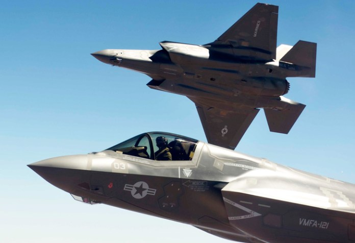 Pentagon reaches agreement to purchase 43 F-35s under LRIP 8 at 3.6% lower cost