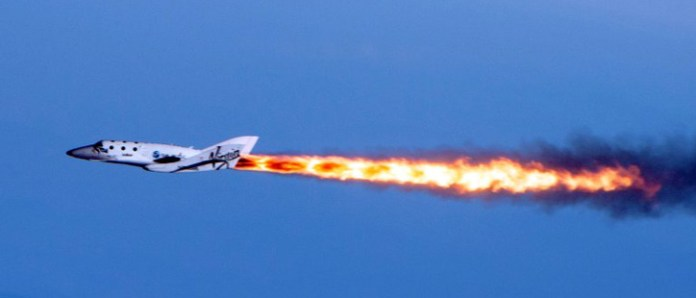SpaceShipTwo has recently switched the rocket propellant to ______, from rubber based propellant that was less energetic.