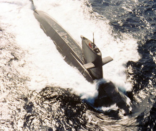 SS-793 Hai Lung has been operational with Taiwan's Navy since 1982.