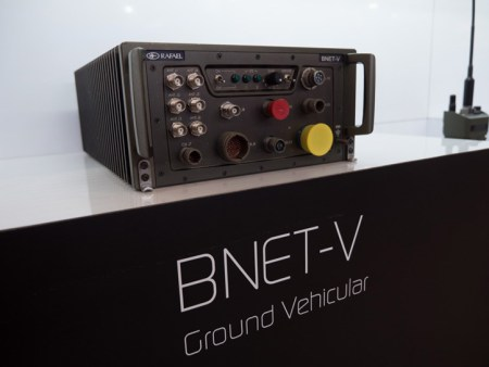 RAFAEL's BNET was selected as the future airborne radio for the Indian Air Force. Photo: Noam Eshel, Defense-Update