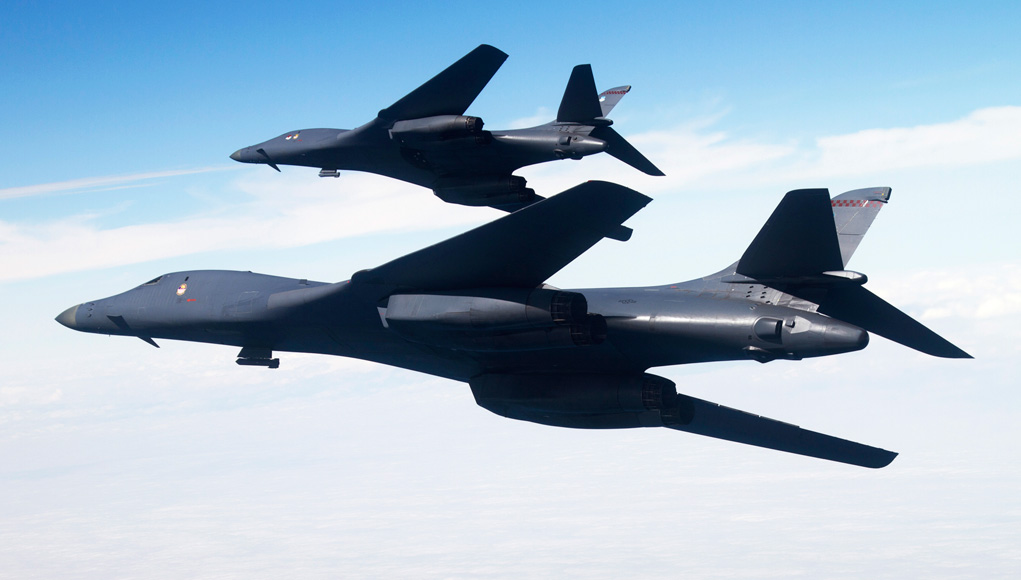 SABR-GS – a powerful new radar for the B-1B Lancer ... B1 Lancer Supersonic