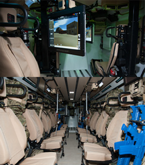An internal view of the CAMEL demonstrator. Click to subscribe, to get enlarged more detailed photos.