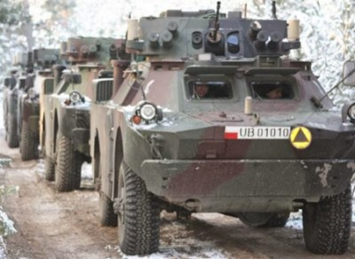 Addressing the LOHR requirement, the new vehicle will replace the BRDM-2 currently in Polish Army service.