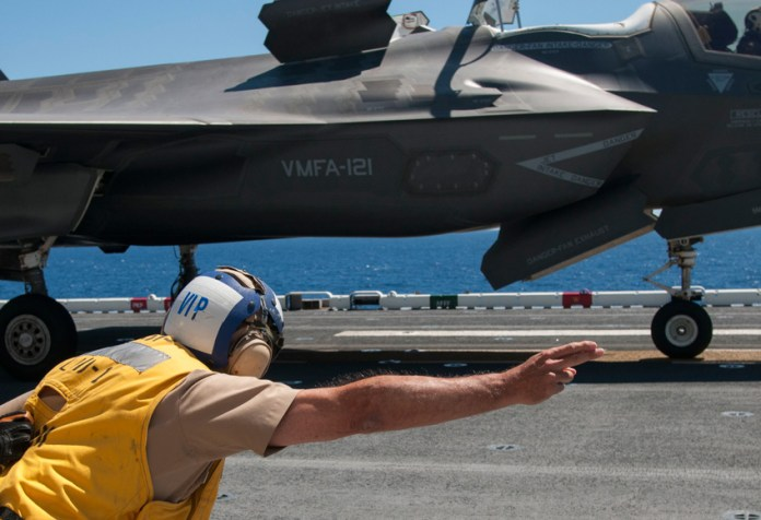 Charting the International Path for the F-35