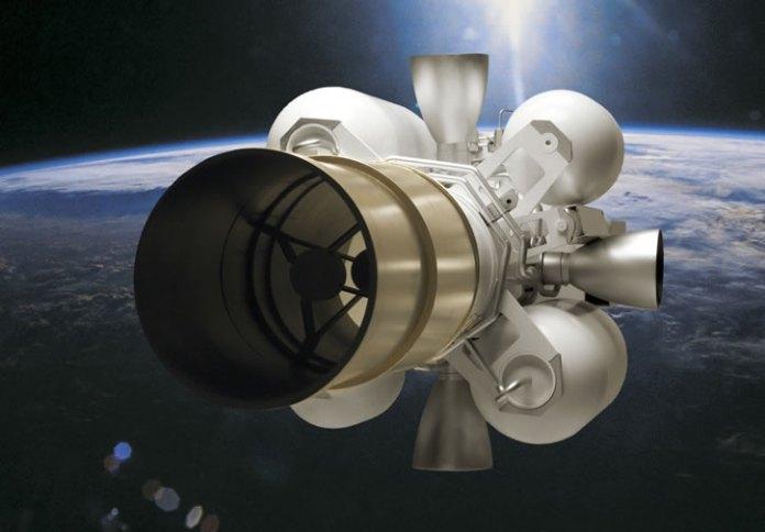 Raytheon's Exoatomospheric Kill Vehicle (EKV) is the intercept component of the Ground Based Interceptor (GBI). Illustration: Raytheon