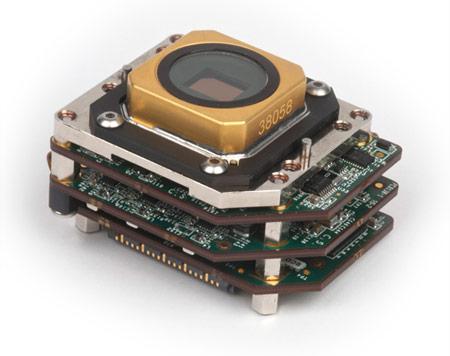 Cardinal SWIR sensor from SCD. Photo: SCD