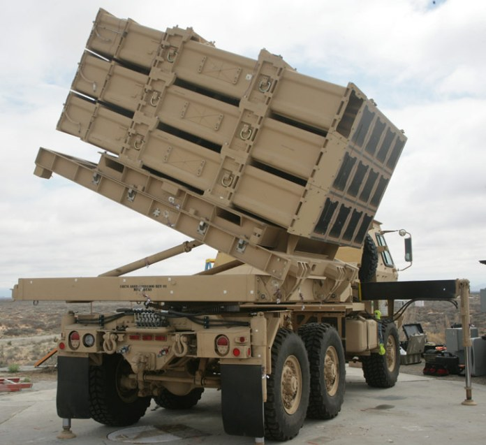 The Army spent $119 million to build the MML prototypes. The cost of developing the system outside of the Army would have been about three times as much. Photo: US Army