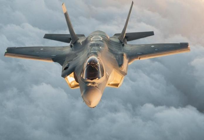 Denmark Downselects F-35 to Replace its Aging F-16s