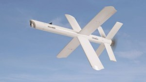 UVision unveils new Hero-400EC loitering munition