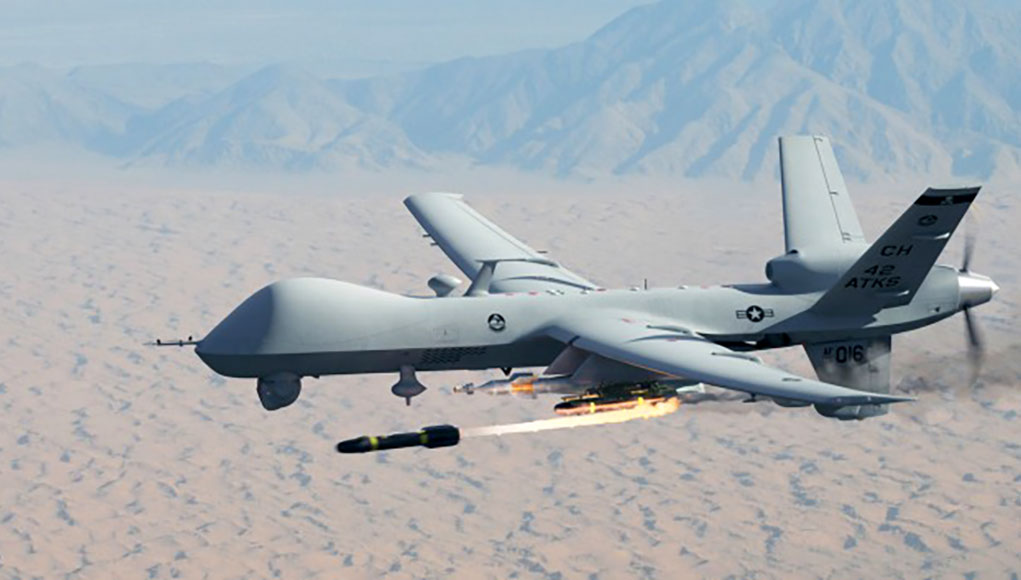 Future Drones Smarter And Deadlier