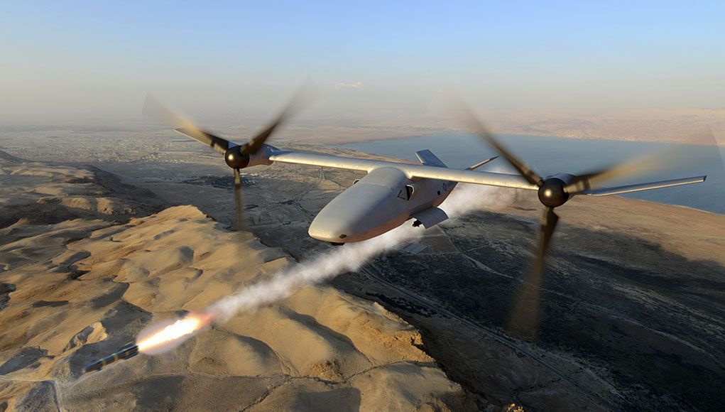Teal Predicts 100 Billion Military Spending On Drones UCAVs Over