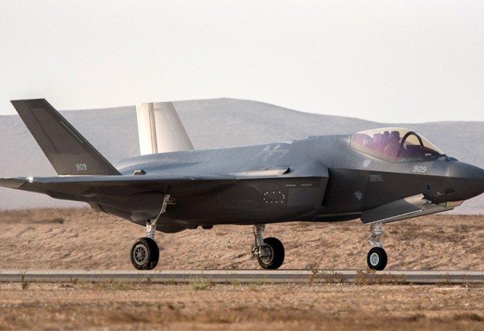 Israel's F-35I Declared Combat Ready