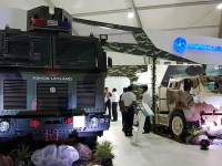 DEFEXPO 2018 HIGHLIGHTS – Armored Vehicles
