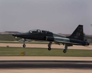 The US Air Force's T-X program will replace the T-38 Talon trainer. (US Air Force)
