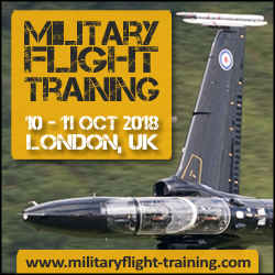 Military Flight Training 2018 Conference: 10th and 11th October 2018 London, UK