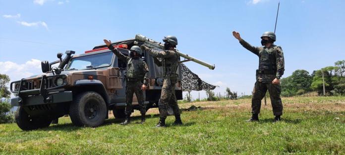 GDDAE TINIA2020 - Exercício Operacional Tínia treina diversas atividades além do combate aéreo
